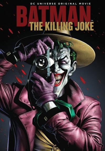 Batman The Killing Joke (2016) แบทแมน เดอะคิลลิ่ง โจ๊กเกอร์ ซับไทย