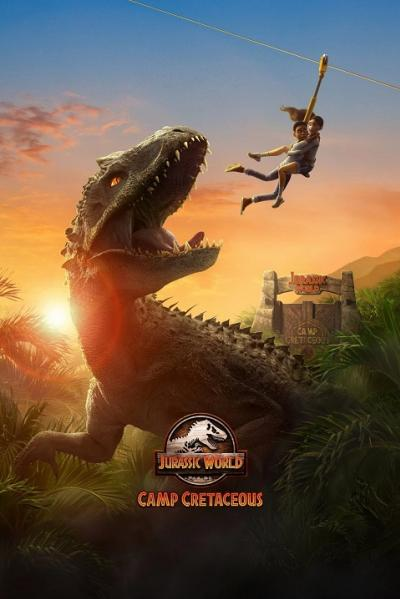 Jurassic World Camp Cretaceous จูราสสิค เวิลด์ ค่ายครีเทเชียส ตอนที่ 1-8 พากย์ไทย