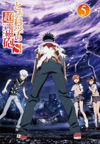 To Aru Kagaku No Railgun เรลกัน แฟ้มลับคดีวิทยาศาสตร์ ภาค2 ตอนที่ 1-24+OVA พากย์ไทย