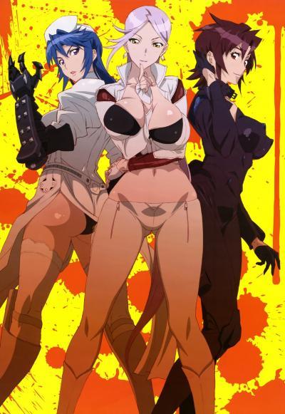 Triage X เคสนี้สั่งตาย ตอนที่ 1-10+OVA (UNCEN 18+) ซับไทย