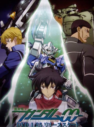 Mobile Suit Gundam OO กันดั้มดับเบิลโอ (ภาค1) ตอนที่ 1-25 พากย์ไทย