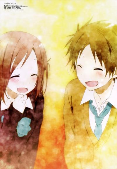 Isshuukan Friends (One Week Friend) ตอนที่ 1-12+SP พากย์ไทย