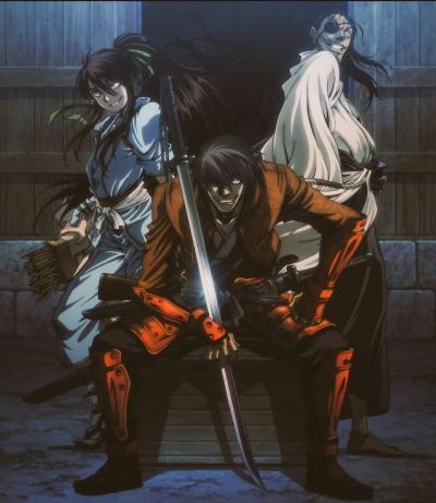 Drifters สงครามผ่ามิติ ตอนที่ 1-12+OVA ซับไทย
