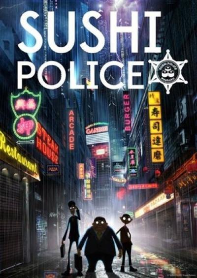 Sushi Police ตอนที่ 1-13 ซับไทย
