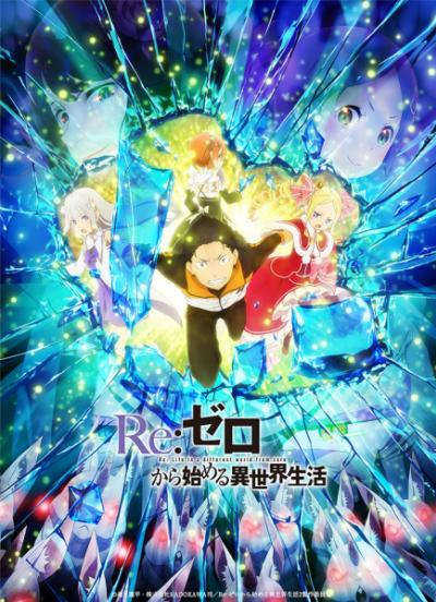 Re:Zero kara Hajimeru Isekai Seikatsu 2nd Season ตอนที่ 1-16 ซับไทย