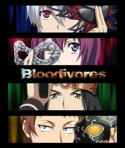 Bloodivores ตอนที่ 1-12 ซับไทย