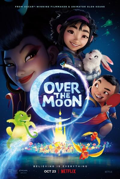 Over The Moon เนรมิตฝันสู่จันทรา เดอะมูฟวี่ พากย์ไทย
