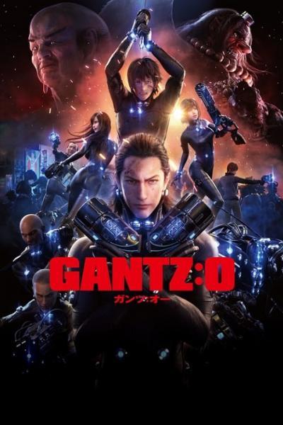 Gantz O (2016) กันสึ โอ