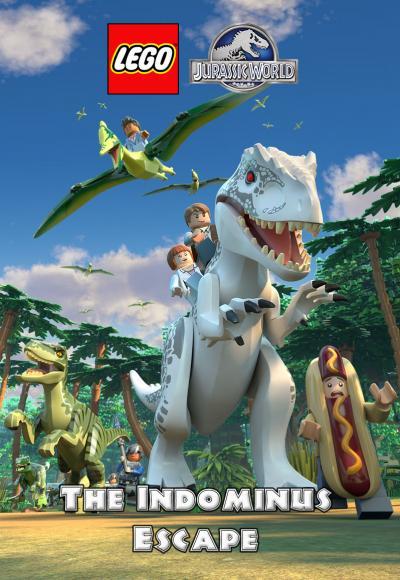 LEGO Jurassic World - The Indominus Escape เลโก้ จูราสสิค เวิลด์ - ผจญภัยไดโนเสาร์ตัวร้าย พากย์ไทย