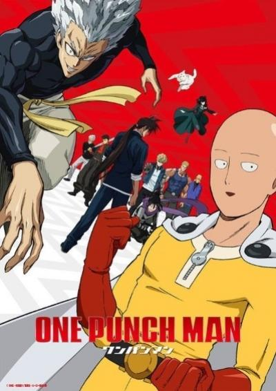 One Punch Man วันพันช์แมน ภาค2 ตอนที่ 1-12 ซับไทย