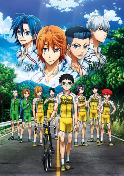 Yowamushi Pedal - New Generation (ภาค3) ตอนที่ 1-25 ซับไทย
