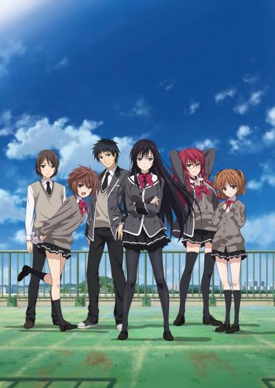 Shoujo-tachi wa Kouya wo Mezasu ตอนที่ 1-12+OVA ซับไทย