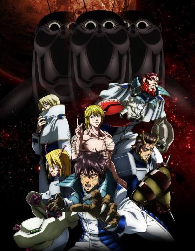 Terra Formars ภารกิจล้างพันธุ์นรก (ภาค1) ตอนที่ 1-13+OVA ซับไทย