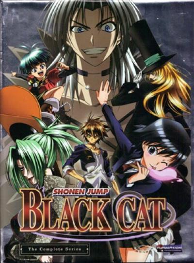 Black Cat แบล็คแคท ตอนที่ 1-24 พากย์ไทย