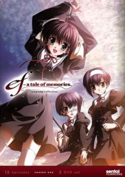 ef: A Tale of Memories. (ภาค1-2) ตอนที่ 1-24 ซับไทย