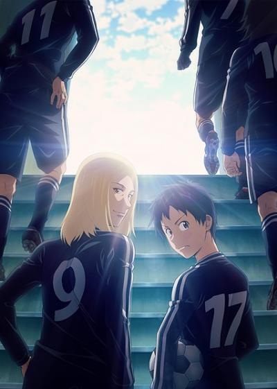 Days ตอนที่ 1-24+OVA ซับไทย