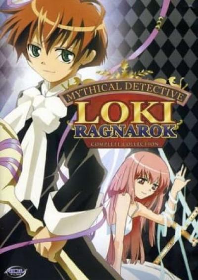 Loki Ragnarok โลกิ ปริศนาแร็คนาร็อค ตอนที่ 1-26 พากย์ไทย