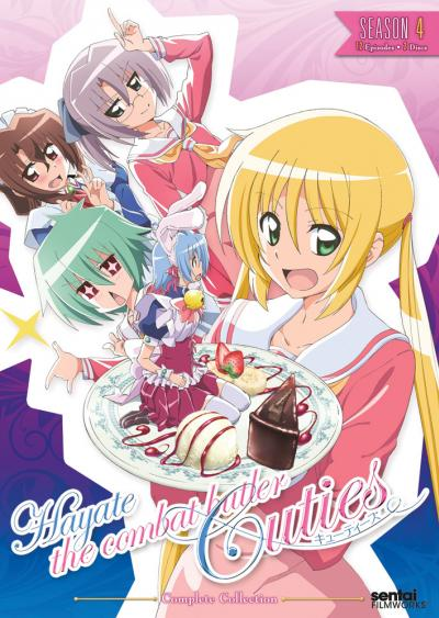 Hayate no Gotoku! Cuties (ภาค4) ตอนที่ 1-12 ซับไทย
