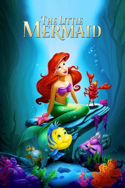 The Little Mermaid (1989) เงือกน้อยผจญภัย