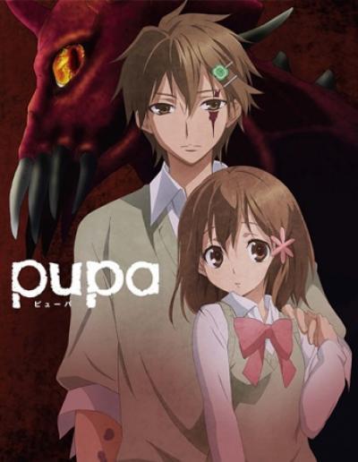 PUPA น้องสาวผม เป็นปีศาจกินคน ตอนที่ 1-12 ซับไทย