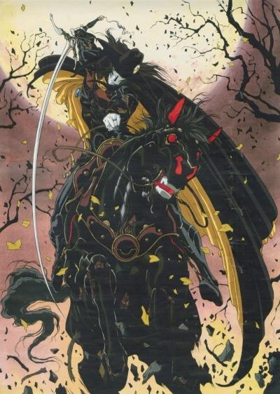 Vampire Hunter D นักล่าพันธุ์แวมไพร์ ซับไทย