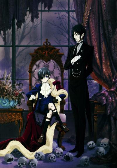 Kuroshitsuji II พ่อบ้านปีศาจ (ภาค2) ตอนที่ 1-12+OVA พากย์ไทย