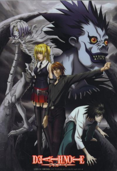 Death Note เดธโน้ต ตอนที่ 1-37 พากย์ไทย