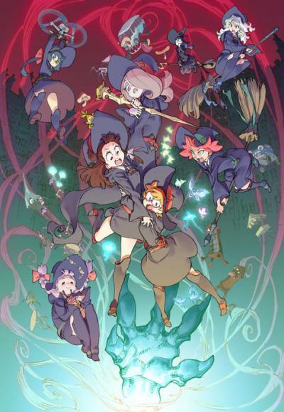Little Witch Academia: Mahoujikake no Parade (2015) ซับไทย