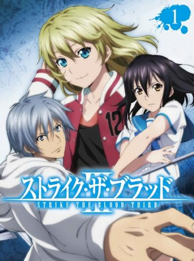 Strike the Blood III OVA สายเลือดแท้ที่สี่ (ภาค3) ตอนที่ 1-10+OVA ซับไทย