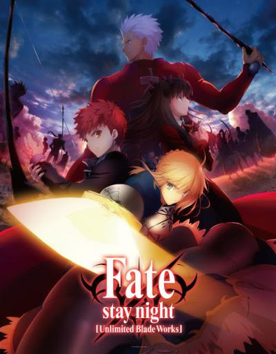 Fate stay night Unlimited Blade Works ตอนที่ 0-25+SP พากย์ไทย
