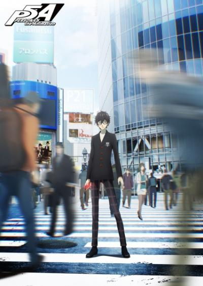 Persona 5 the Animation ตอนที่ 1-28+OVA ซับไทย
