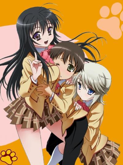 Kanokon จิ้งจอกสาวหัวใจจี๊ด ตอนที่ 1-12+OVA+SP ซับไทย