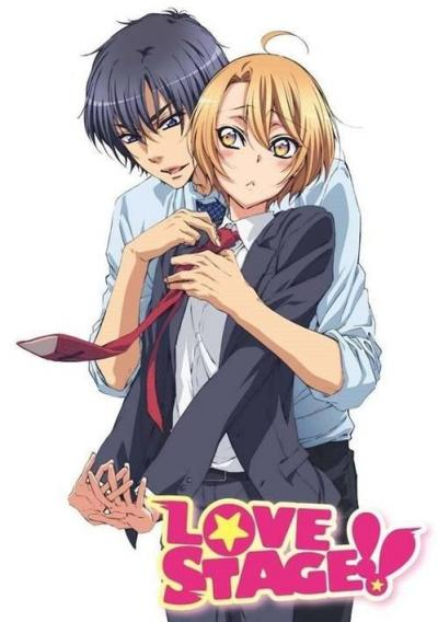 Love Stage!! ตอนที่ 1-10+OVA ซับไทย
