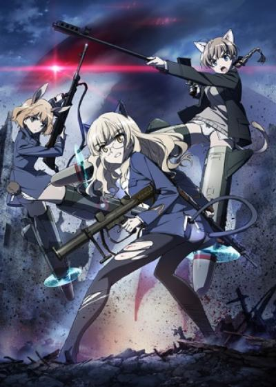 Strike Witches: Operation Victory Arrow ตอนที่ OVA 1-3 ซับไทย