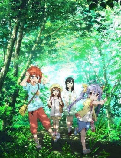 Non Non Biyori Repeat สาวใสหัวใจบ้านทุ่ง (ภาค2) ตอนที่ 1-12+OVA ซับไทย