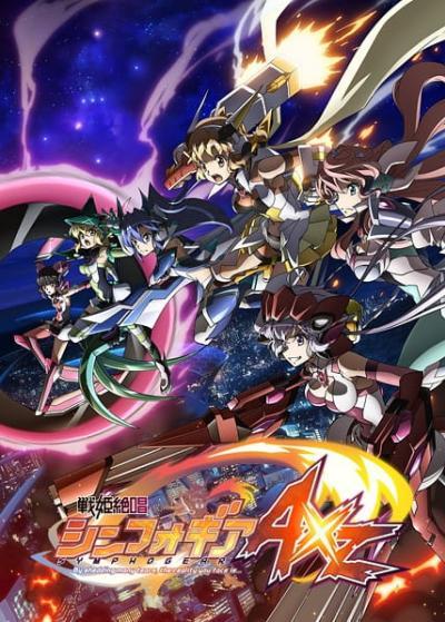 Senki Zesshou Symphogear AXZ (ภาค4) ตอนที่ 1-13 ซับไทย